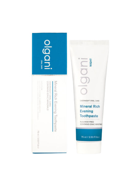 OLGANI MINERAL RICH EVENING TOOTHPASTE