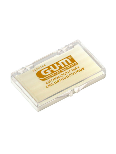 GUM ORTHODONTIC WAX, MINT