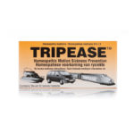 Trip Ease is a natural remedy suitable for all ages that helps to prevent motion sickness during road, sea or air travel. Simply chew a Trip Ease tablet before your journey begins and one every hour thereafter for relief.