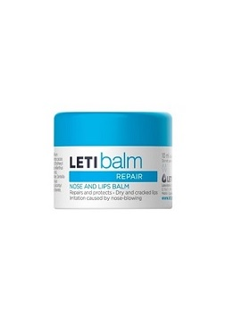 LETIBALM NOSE & LIP REPAIR BALM