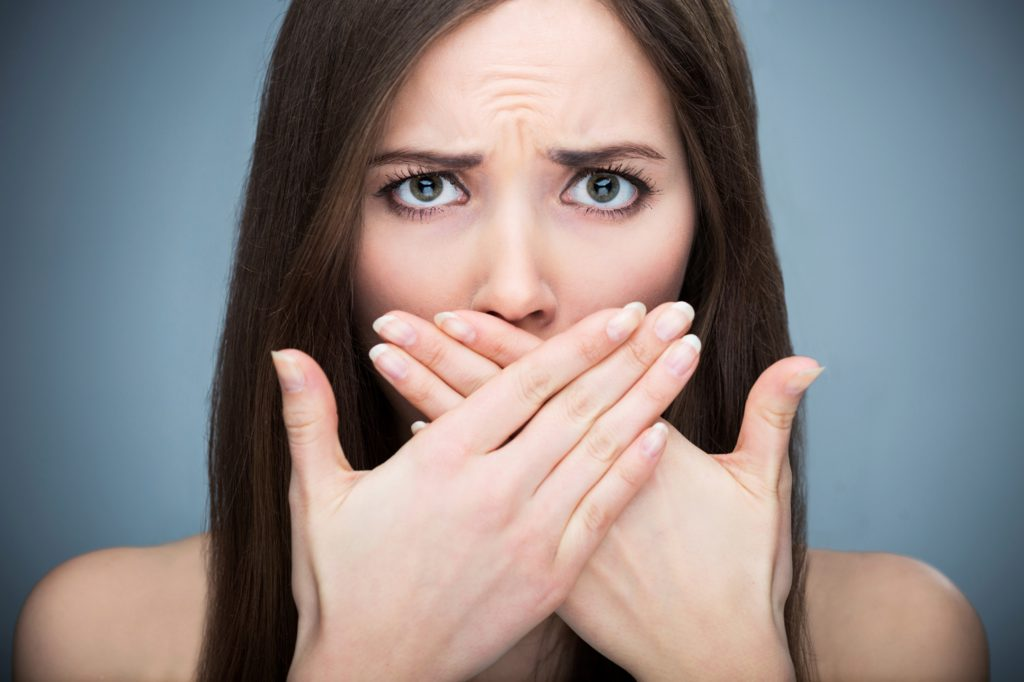 Mouth ulcers can be a real pain!