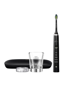 Sonicare Diamond Clean. Sonicare's best whitening in our most elegant Philips Sonicare electric toothbrush. Switch to Sonicare.