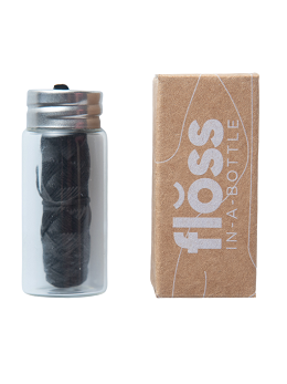 KindBrush Floss-in-a-bottle